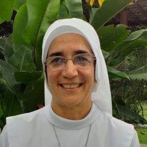 Madre María de Fátima Vieira.