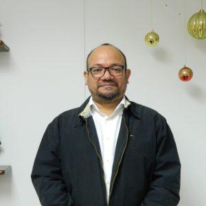 P. Rafael Garrido SJ.