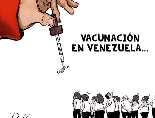 Vacunación sin discriminación