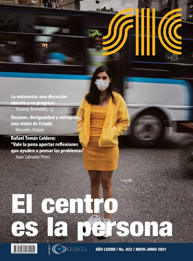 Revista SIC edición 833. El centro es la persona