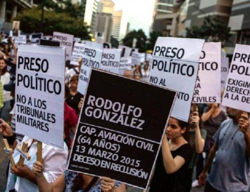 El vía crucis de los presos políticos y sus familiares en Venezuela
